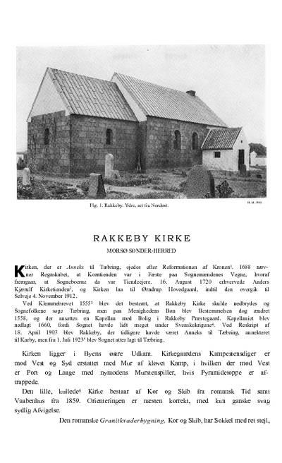Rakkeby Kirke