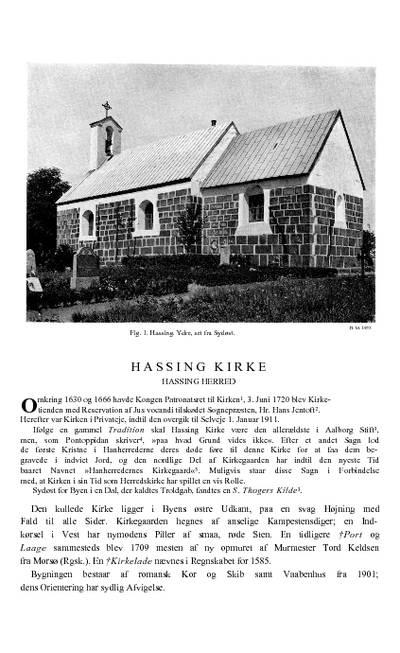 Hassing Kirke