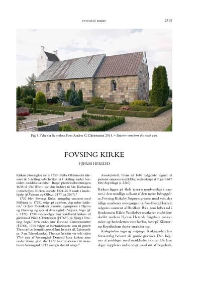 Fovsing Kirke
