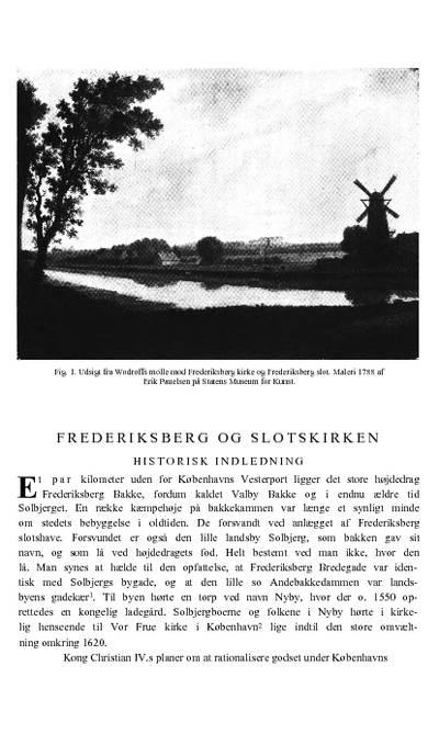Frederiksberg Slotskirke