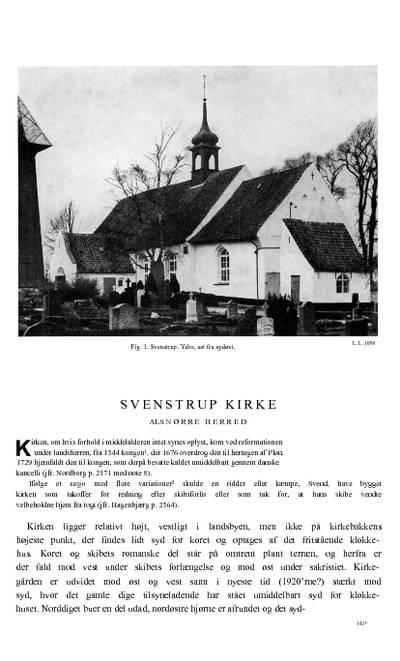 Svenstrup Kirke