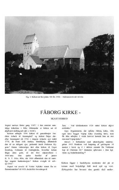Fåborg Kirke