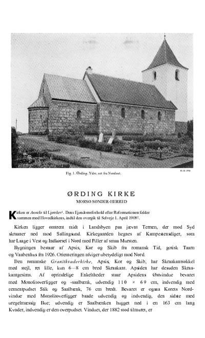 Ørding Kirke