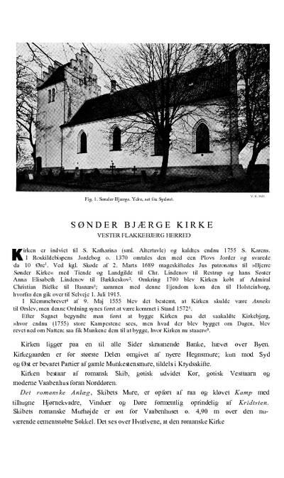 Sønder Bjærge Kirke