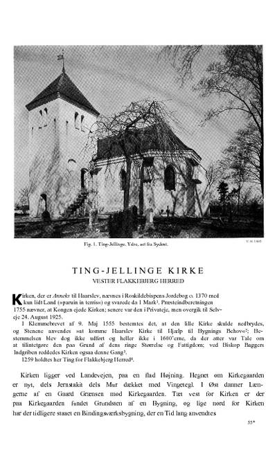 Ting-Jellinge Kirke