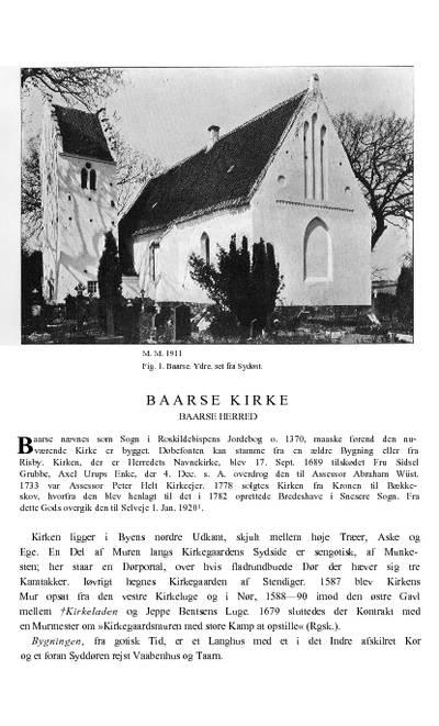 Bårse Kirke