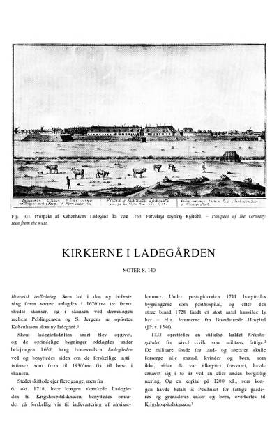Kirkerne i Ladegården
