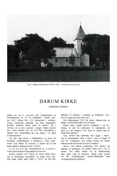 Darum Kirke