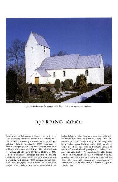 Tjørring Kirke
