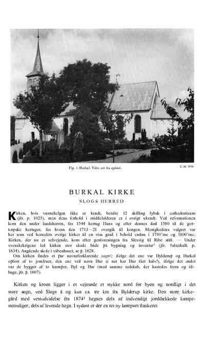Burkal Kirke