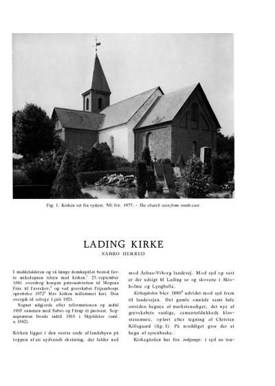 Lading Kirke