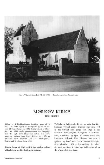 Mørkøv Kirke