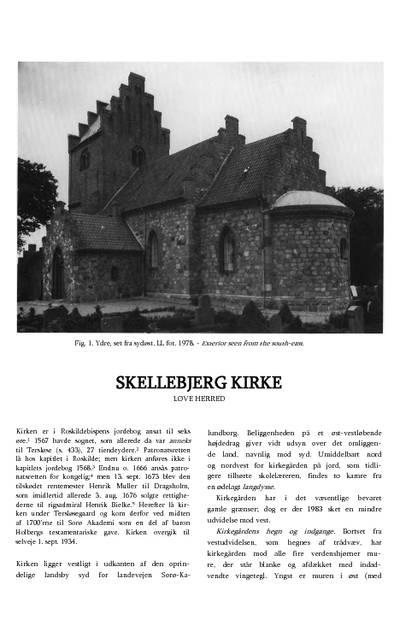 Skellebjerg Kirke