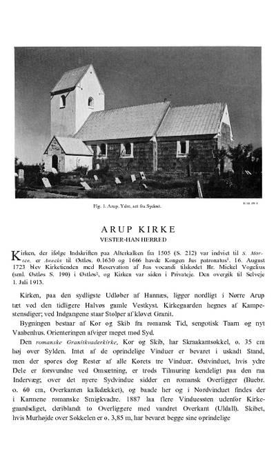 Arup Kirke