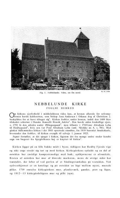 Nebbelunde Kirke
