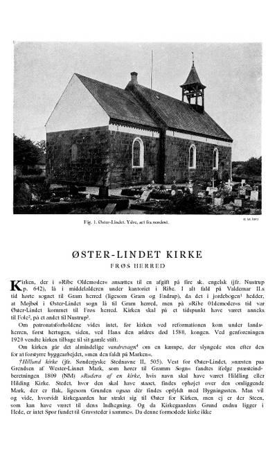 Øster Lindet Kirke