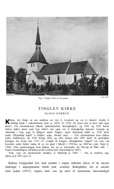 Tinglev Kirke