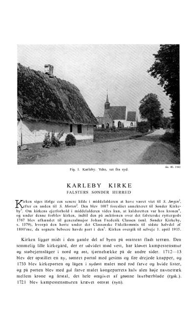 Karleby Kirke