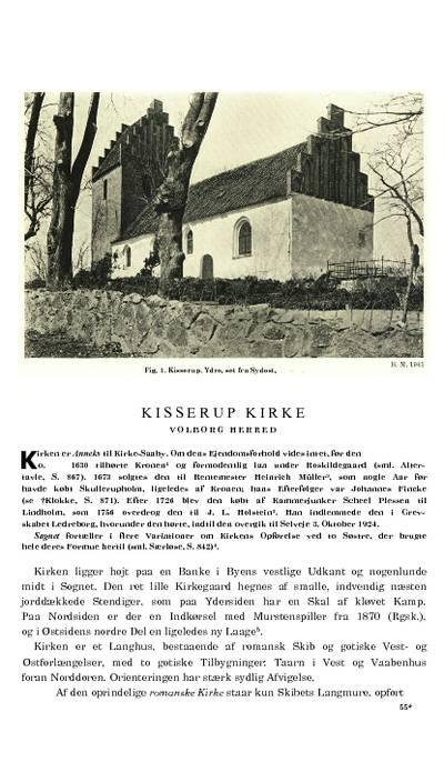 Kisserup Kirke