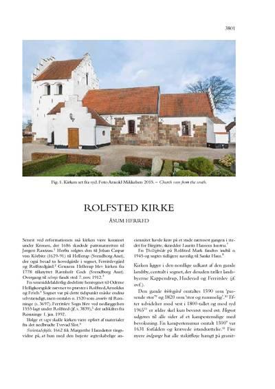 Rolfsted Kirke
