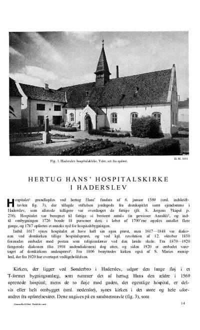 Hertug Hans' Hospitalskirke