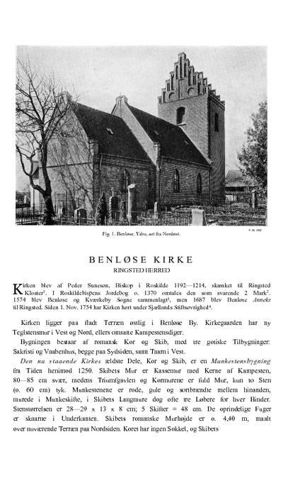 Benløse Kirke