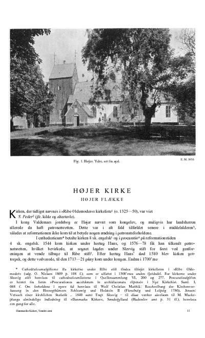 Højer Kirke