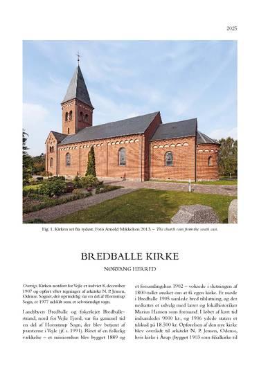 Bredballe Kirke
