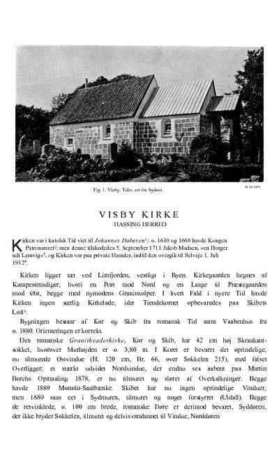 Visby Kirke