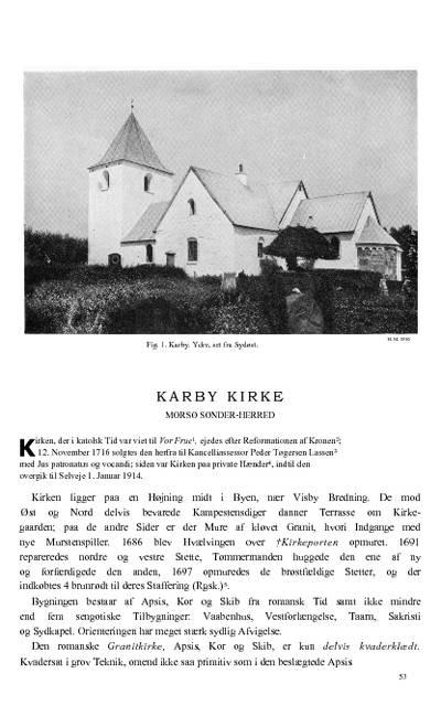 Karby Kirke