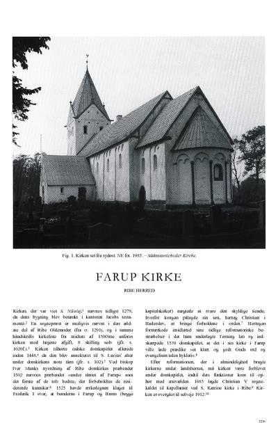 Farup Kirke