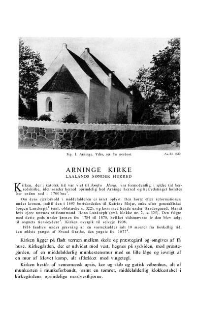 Arninge Kirke