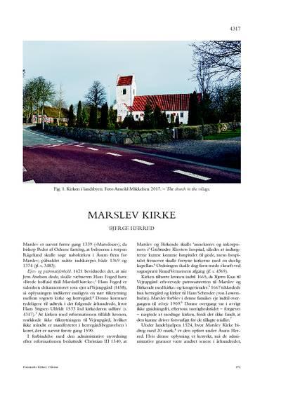Marslev Kirke
