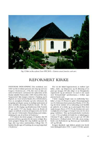 Reformert Kirke