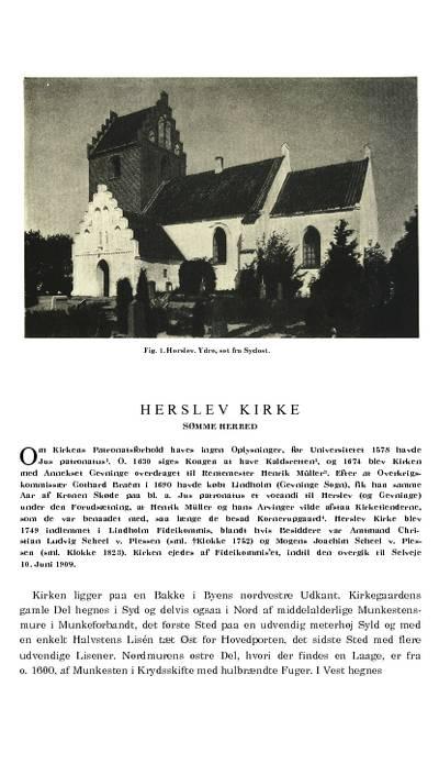 Herslev Kirke