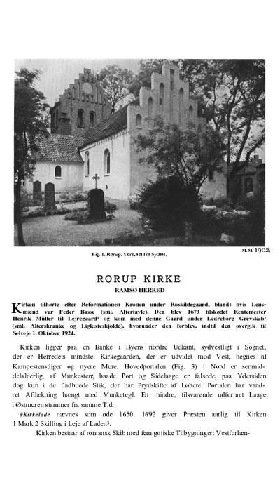 Rorup Kirke