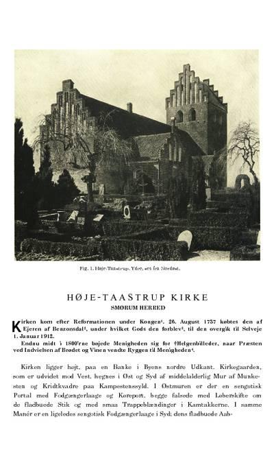 Høje Tåstrup Kirke