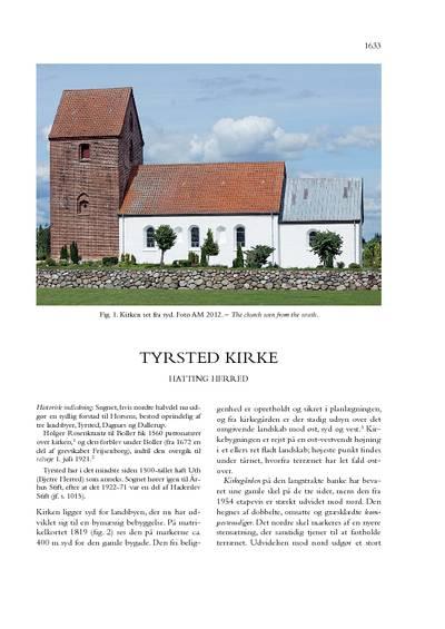 Tyrsted Kirke