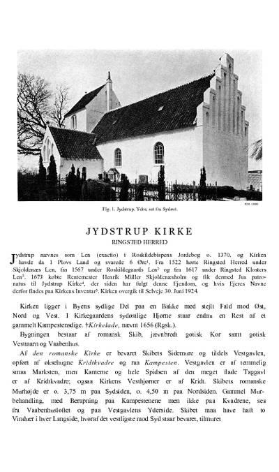 Jydstrup Kirke