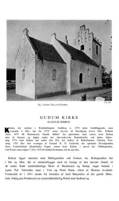 Gudum Kirke