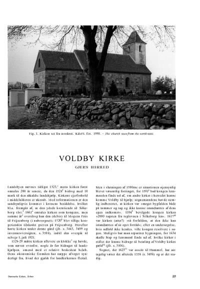 Voldby Kirke