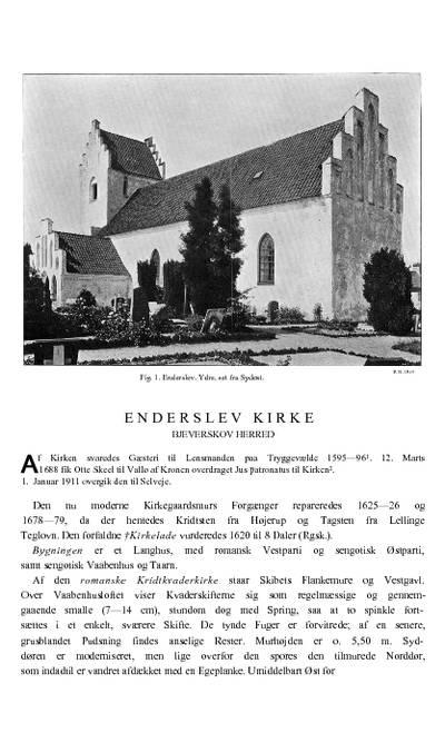 Enderslev Kirke