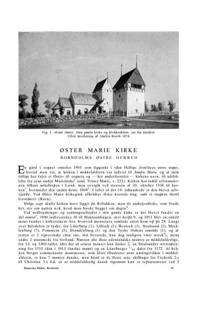Østermarie Kirke