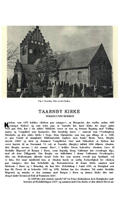 Tårnby Kirke