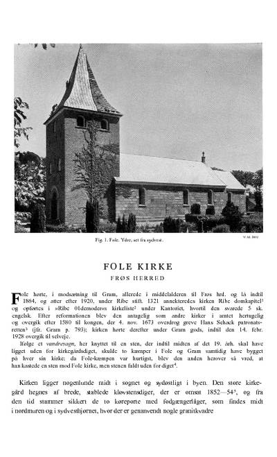 Fole Kirke
