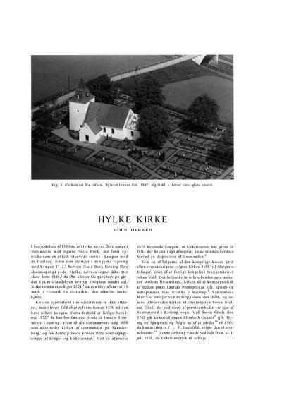 Hylke Kirke