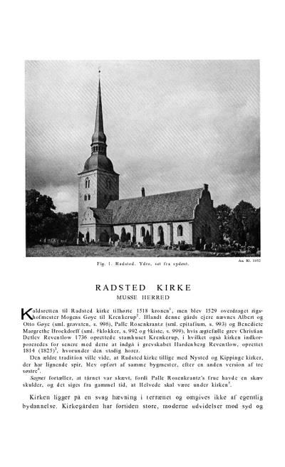 Radsted Kirke