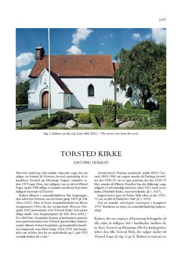 Torsted Kirke