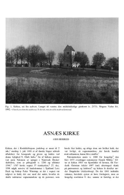 Asnæs Kirke