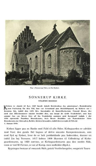 Sonnerup Kirke